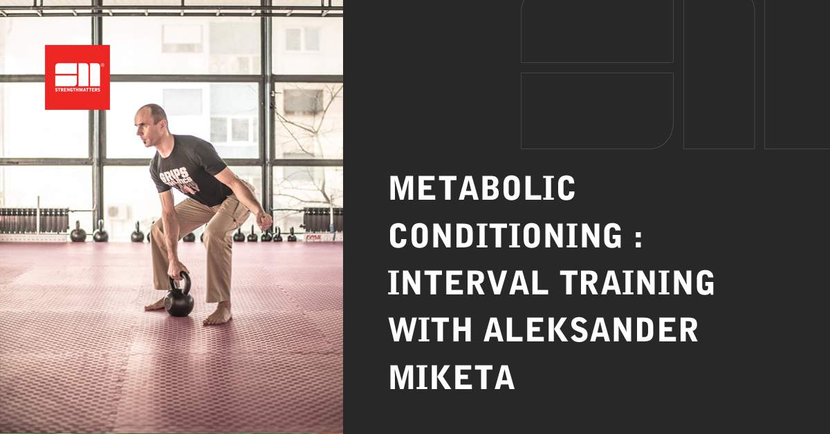 Why The Everyday Athlete Needs To Understand Metabolic Conditioning