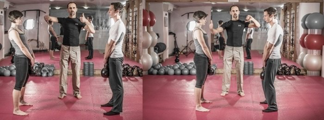 Teaching The Kettlebell Deadlift