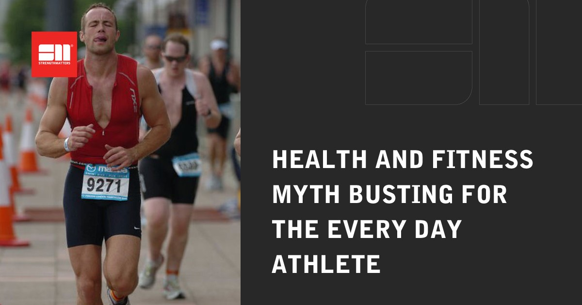 Twelve Health And Fitness Myths You Should Know About
