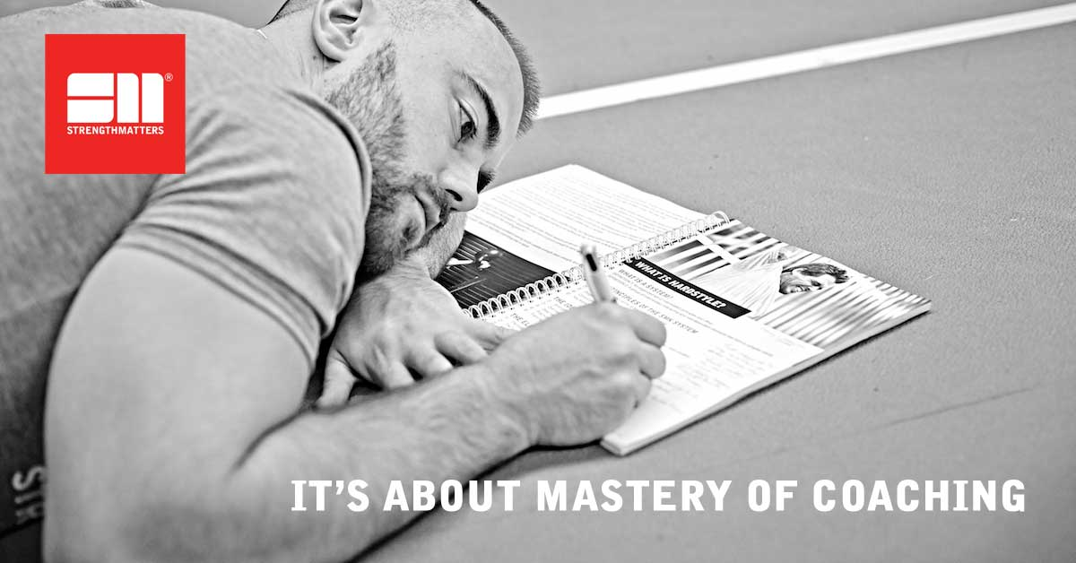 Everything You Need To Know: Strength Matters Level 2 Certification