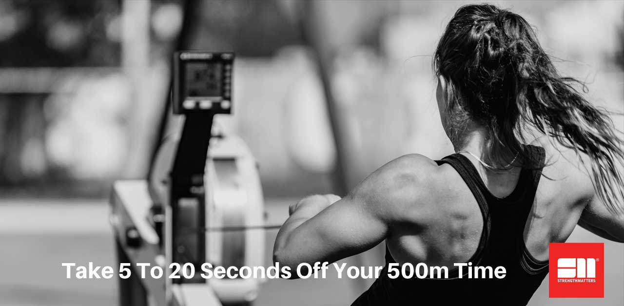 How To Become A Faster 500m Rower - Training Plan
