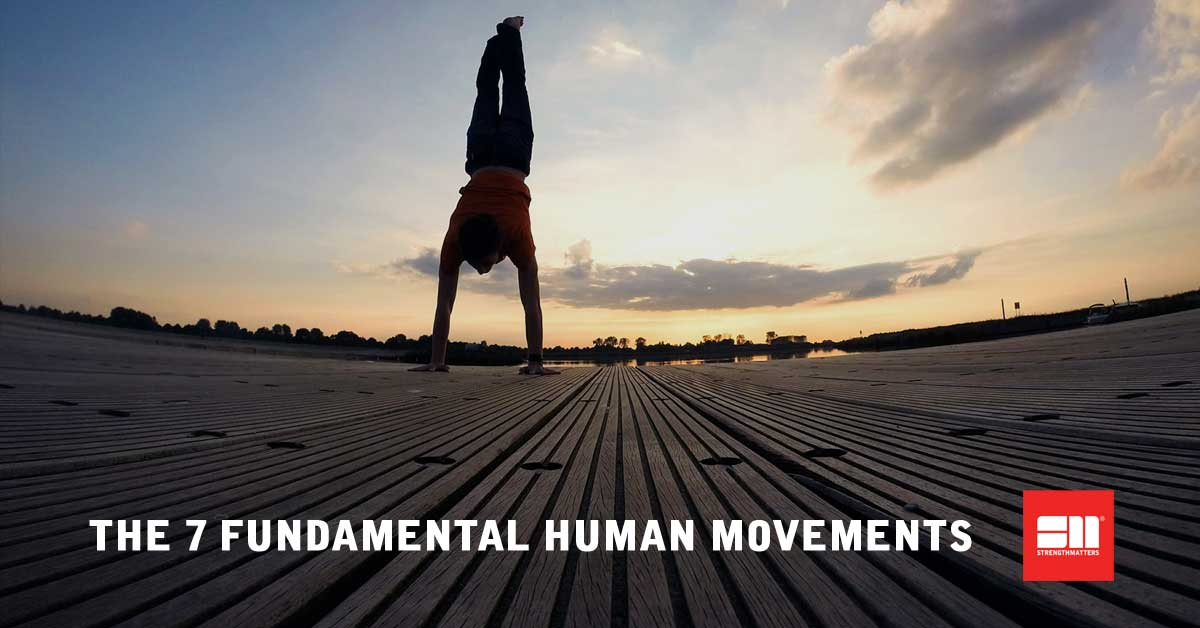 The Seven Fundamental Human Movements - Whiteboard Wednesday
