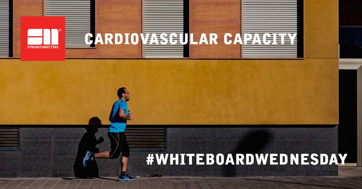 What Is Cardiovascular Capacity - Whiteboard Wednesday