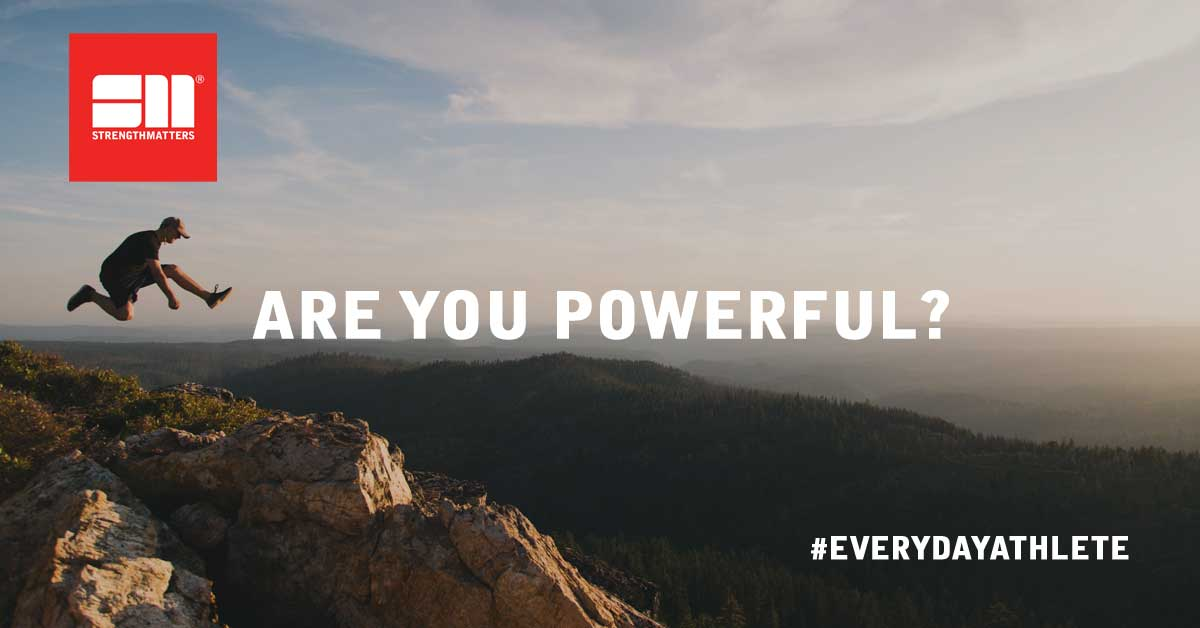 How To Train To Be More Powerful & Why You Need Power To Survive Everyday Life