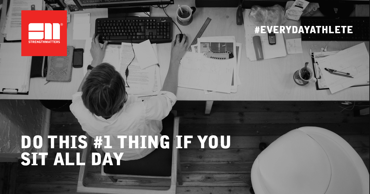 The #1 Thing You Should Be Doing If You Sit All day