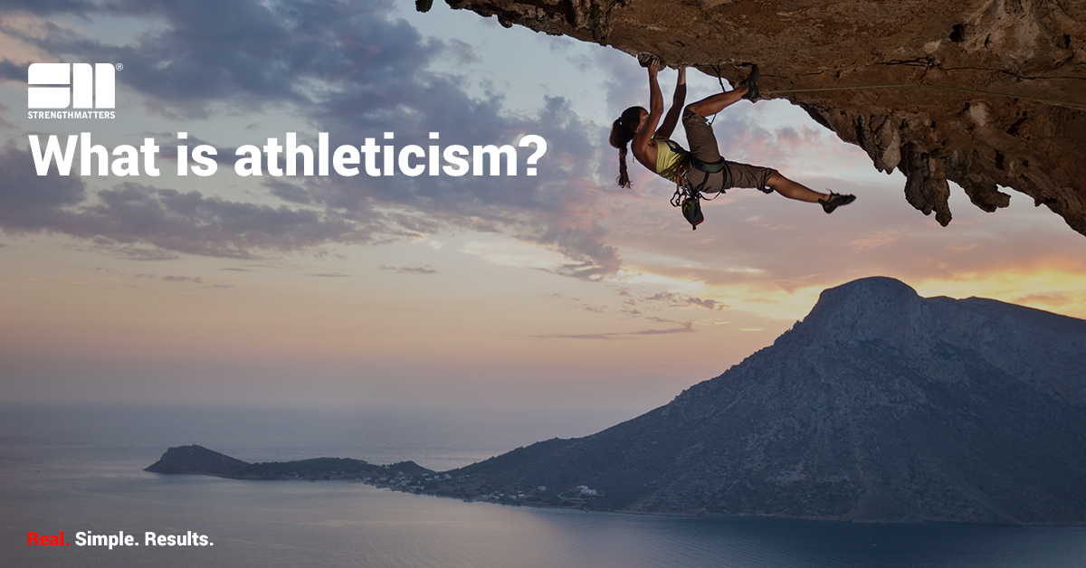 The Ten Components Of Athleticism (And Why They Matter To You)