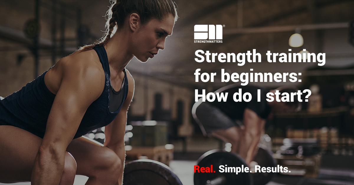 Strength Training For Beginners: How To Get Started